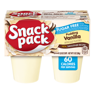 Strawberry Snack Pack